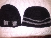 Raiders Beanie (2) different style shown